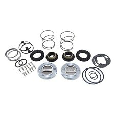 Axle Hub Assembly-Yukon Hardcore Locking Axle Hub Set Front Yukon Differential