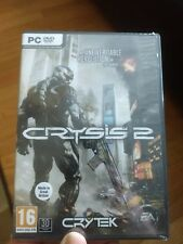 (FRENCH VERSION) Crysis 2 Nanosuit II Armor Shooter Soldier PC Game SEE DETAILS