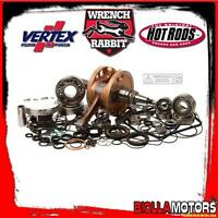 WR101-175 KIT CRANKSHAFT + PISTON + ACCESSORIES WRENCH RABBIT KAWASAKI KX 250F 2