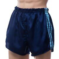ADIDAS Glanz Nylon Vintage Shorts - Made in Yugoslavia - blau  Gr:7 (1465)