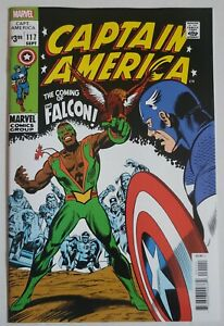 Captain America #117 NM 1st Appearance of Falcon Marvel Comics Key Issue