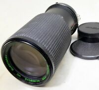 Quantaray 80-200mm f3.8 AI-s Manual Focus lens for Nikon camera