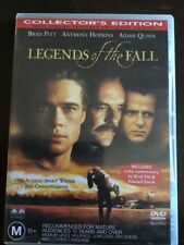LEGENDS OF THE FALL Collector's Edition Brad Pitt New Unsealed DVD R4