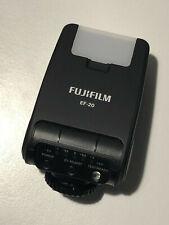 Flash Fujifilm EF-20 TTL look like new Superbe comme neuf