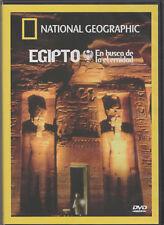 National Geographic: Egipto: En Busca de La Eternidad (DVD)