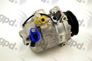 Global Parts 6512433|New A/C Compressor|12 Month 12,000 Mile Warranty