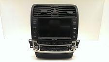 Original 2004-2008 Acura TSX Honda Accord Radio 6 Fache CD Navi  39175-SEC-L810