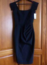 BNWT Hybrid Stunning Black Dress, Size UK 10, Brand New!