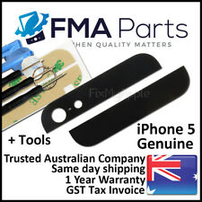 iPhone 5 Original Black Top and Bottom Glass Back Housing Cover Replacement Tool