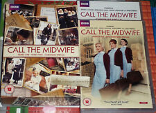 call the midwife, series 1 - 4, drama, tv show, 10 dvd's, boxset, joblot, used
