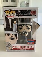 Funko Pop! JUNJI ITO SOUICHI! 2020 NYCC Shared Exclusive! #855 - *IN HAND!*