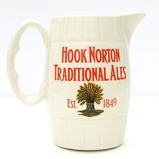 Vintage Retro Bar Advertising Water Jug Wade PDM Hook Norton Traditional Ales
