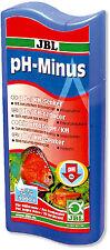 JBL PH MINUS 250Ml (pH riduttore per abbassare ph durezza dell' acqua acqua dolce acquario)