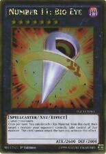 *** NUMBER 11: BIG EYE *** PGL3-EN063 PREMIUM GOLD MINT FIRST YUGIOH 3 AVAILABLE