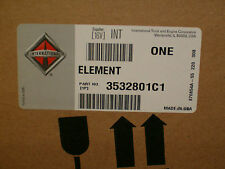 International Part Number 3532801C1 NEW 2 pc Air Filter Element NIB Made in USA