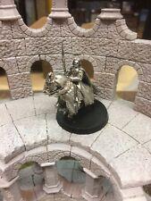 Games workshop , seigneur des anneaux ,Aragorn roi du gondor  , collector