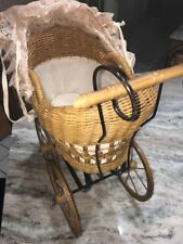 26 Inch Baby Carriage Vintage Collectible Doll Stroller RARE-SHIPS N 24 HOURS