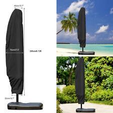 Parasol Banana Umbrella Cover Waterproof Cantilever Patio Garden Shield UK Stock