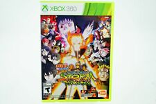 Naruto Shippuden Ultimate Ninja Storm Revolution: Xbox 360 [Factory Refurbished]