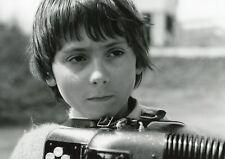 "HERVE REY ""L'ENFANT BLEU"" YVAN BUTLER PHOTO TV CM"