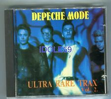 Depeche Mode, ultra rare trax vol 2, CD