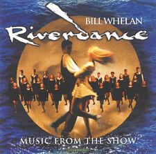RIVERDANCE ( NEW SEALED CD ) MUSIC FROM THE SHOW ( BILL WHELAN ) DAVY SPILLANE
