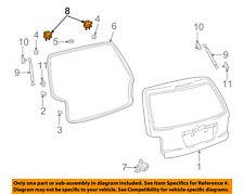 68810-44010 Toyota Hinge assy, back door, upper 6881044010
