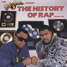 New: Various Artists: Awesome 2: History of Rap 1  Audio Cassette