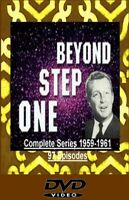 ONE STEP BEYOND     Complete Series DVD Set    97 Episodes    1959-1961