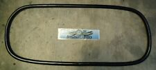 95 01 VW CABRIO MK3 CONVERTIBLE TOP RUBBER REAR FRAME SEAL