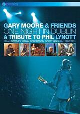 Gary Moore - One Night In Dublin: A Tribute To Phil Lynott - ev Classi (NEW DVD)