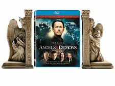 Angels & Demons Giftset with Bookends [Blu-ray] NEW!