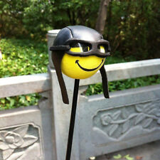 1Pc Pilot Car Antenna Aerial Ball EVA Topper Truck SUV Pen Decor Gift Toy Cute