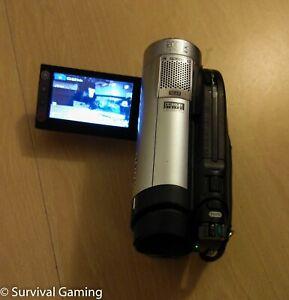 Sony DCR-DVD115E Camcorder Mini-DVD / Memory stick pro duo