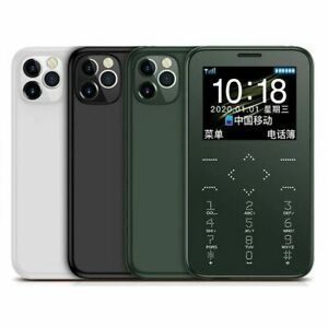 New Soyes 7S+ Mini Card Phone | Long Standby | HD Camera | HiFi Sound - UK