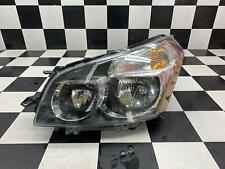 09-10 Pontiac Vibe Driver Left Headlight Assembly OEM Used