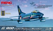 Meng 1:72 G.91R Light Fighter-Bomber Plastic Aircraft Model Kit #DS004