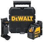 Dewalt Livella laser orizzontale e verticale DW087K con valigetta