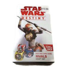 Star Wars Destiny Rivals Draft Set Sealed NEW NIB Dice Card Game Starter Box