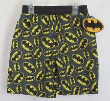 d96327a2a0dfd Toddler Boys (Size 3T) DC Comics BATMAN Swimwear Bottoms NWT