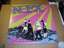 LP:  NOFX - 22 Songs That Weren't Good Enough..  NEW SEALED + Digital Download