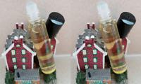 2 bottles TOM FORD Oud Wood & Tobacco Vanille-unisex-Oil Roll-on 0.3oz 10ml