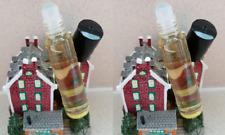 2 bottles TOM FORD CAFE ROSE & NEROLI PORTOFINO-unisex-Oil Roll-on 0.3oz 10ml