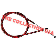 "32"" Red Throttle Cable 47cc 49cc Mini Atv Pocket Dirt 2 Stroke Bike"