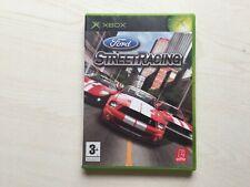 Ford Street Racing (XBOX) Spiel UK PAL gebraucht