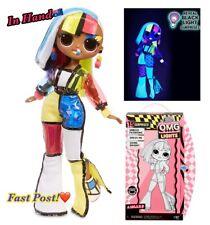 LOL Surprise ANGLES OMG LIGHTS Series Fashion Doll Blacklight New SHAPES Rare