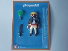 Playmobil Collection Figurine Pirates Corsair, Bateau Pirate, Collection, NEUF