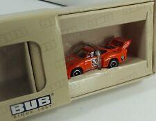 BUB 08876 Porsche 935 Jägermeister Norisring 1976  Auflage 1500  Stück OVP 1:87