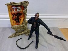 McFarlane Movie Maniacs Series 4 - T2: Terminator 2 T-800 figure - Loose