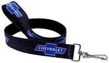 """Lanyard 1"""" Key Chain Ring Neck Chevy Chevrolet Impala Camaro Cruze Silverado"""